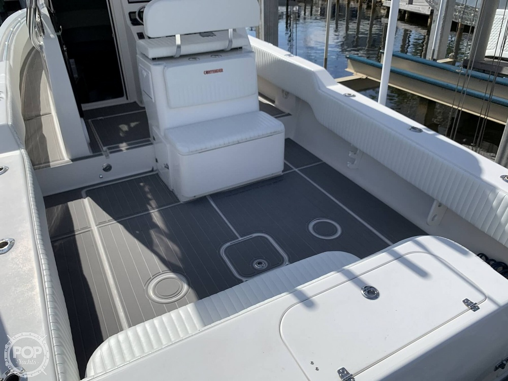 2008 Contender boat for sale, model of the boat is 36 Fish Around & Image # 13 of 40