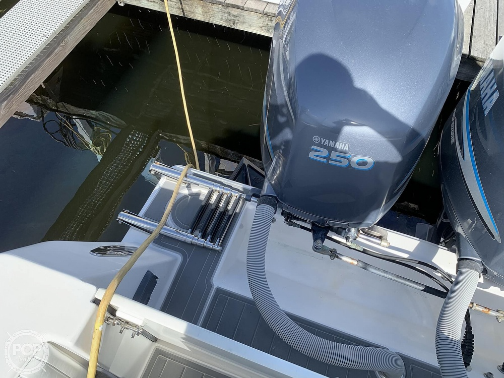 2008 Contender boat for sale, model of the boat is 36 Fish Around & Image # 16 of 40
