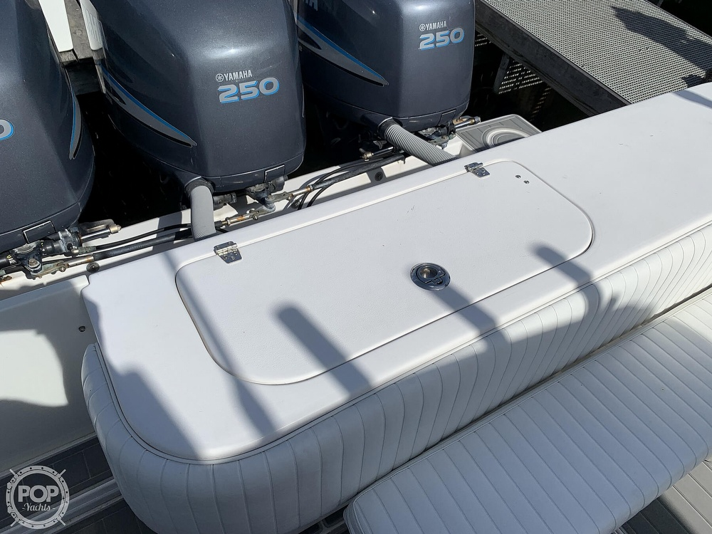 2008 Contender boat for sale, model of the boat is 36 Fish Around & Image # 20 of 40