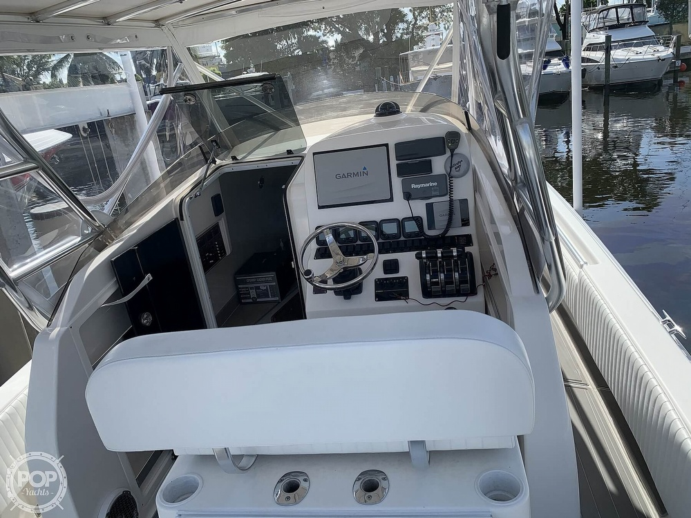2008 Contender boat for sale, model of the boat is 36 Fish Around & Image # 27 of 40