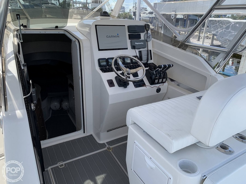 2008 Contender boat for sale, model of the boat is 36 Fish Around & Image # 29 of 40