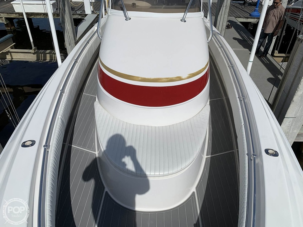 2008 Contender boat for sale, model of the boat is 36 Fish Around & Image # 39 of 40