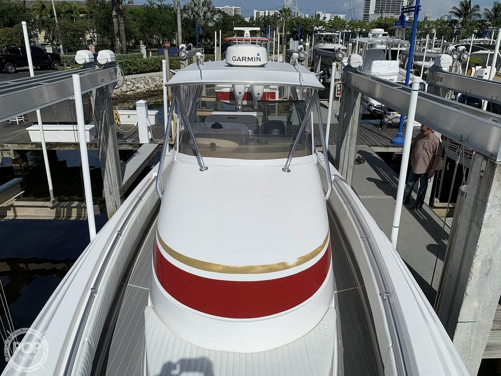 2008 Contender boat for sale, model of the boat is 36 Fish Around & Image # 40 of 40
