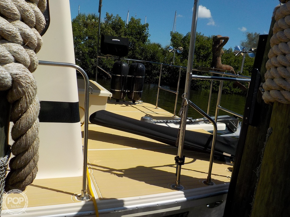 1987 Holiday Mansion boat for sale, model of the boat is 38 Coastal Barracuda & Image # 6 of 40