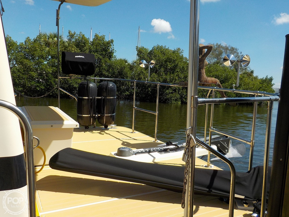 1987 Holiday Mansion boat for sale, model of the boat is 38 Coastal Barracuda & Image # 7 of 40