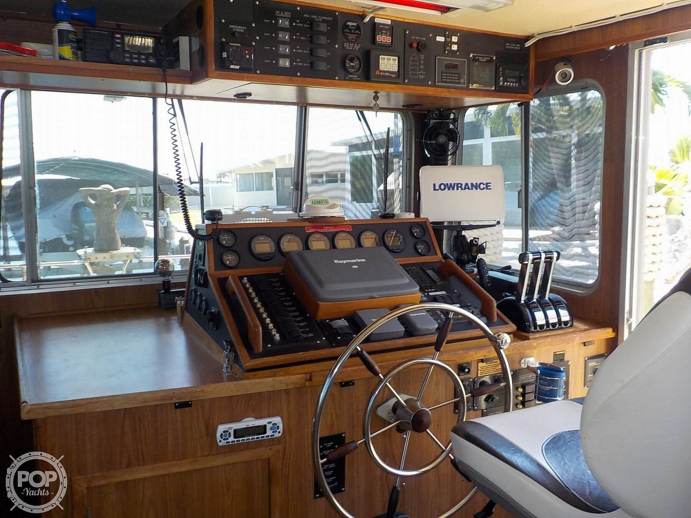 1987 Holiday Mansion boat for sale, model of the boat is 38 Coastal Barracuda & Image # 19 of 40