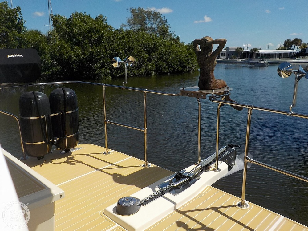 1987 Holiday Mansion boat for sale, model of the boat is 38 Coastal Barracuda & Image # 25 of 40