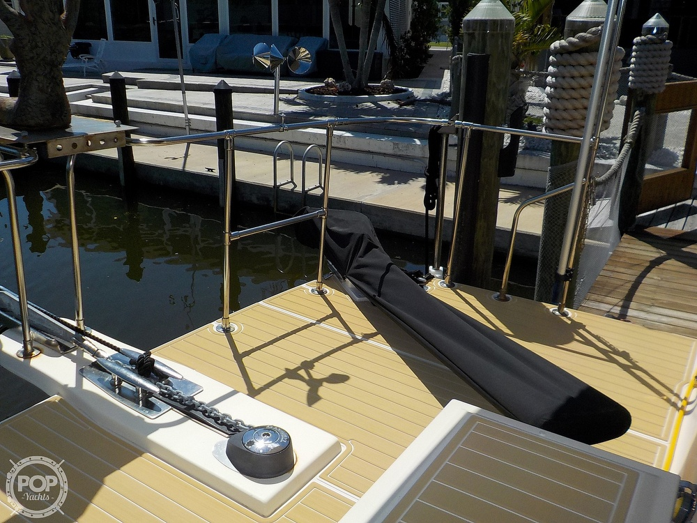 1987 Holiday Mansion boat for sale, model of the boat is 38 Coastal Barracuda & Image # 28 of 40