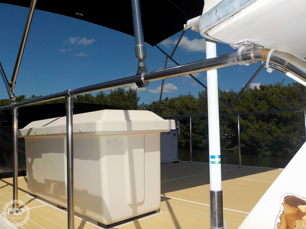 1987 Holiday Mansion boat for sale, model of the boat is 38 Coastal Barracuda & Image # 32 of 40