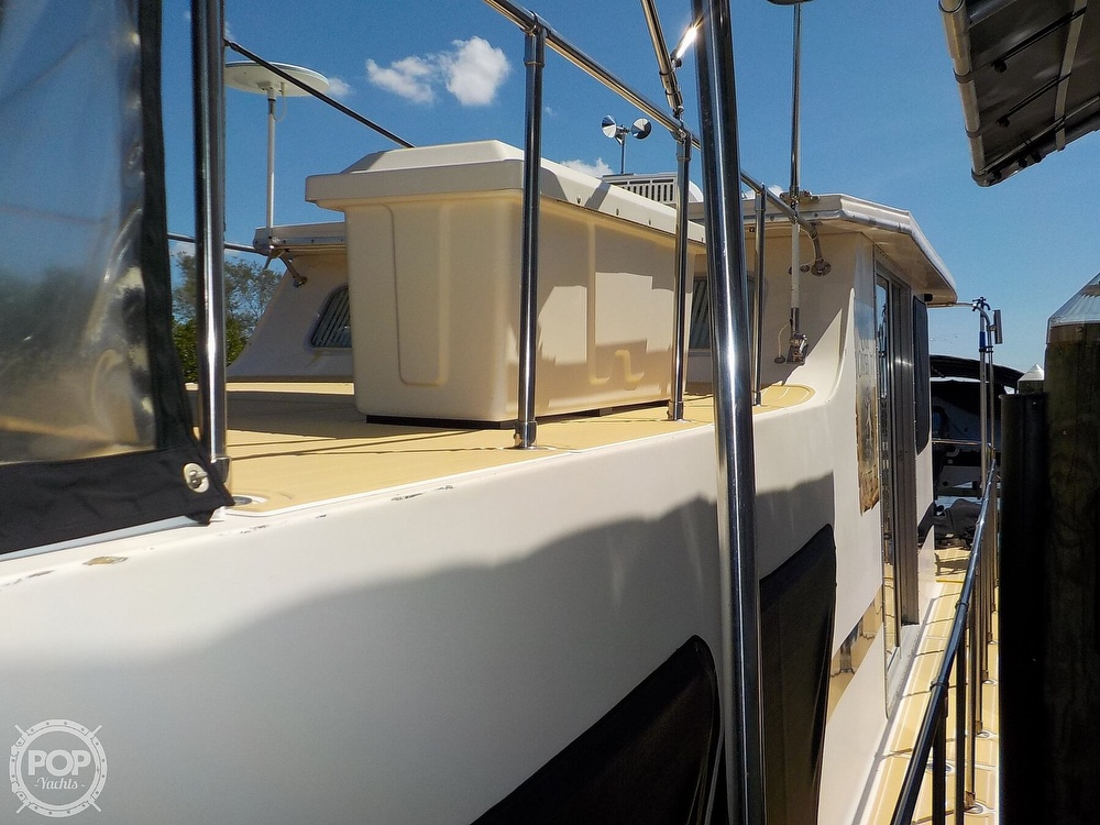 1987 Holiday Mansion boat for sale, model of the boat is 38 Coastal Barracuda & Image # 34 of 40