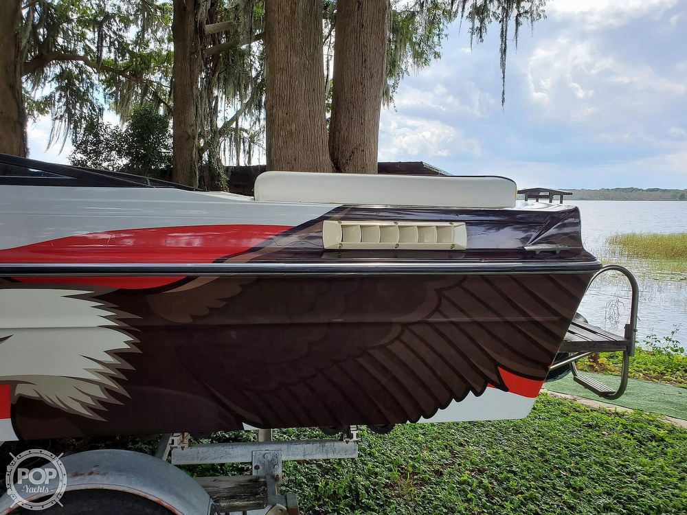1986 Baja boat for sale, model of the boat is Sport 220 & Image # 14 of 40