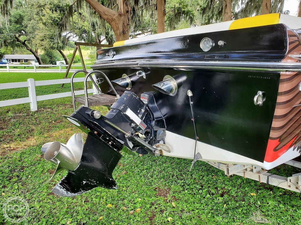 1986 Baja boat for sale, model of the boat is Sport 220 & Image # 26 of 40