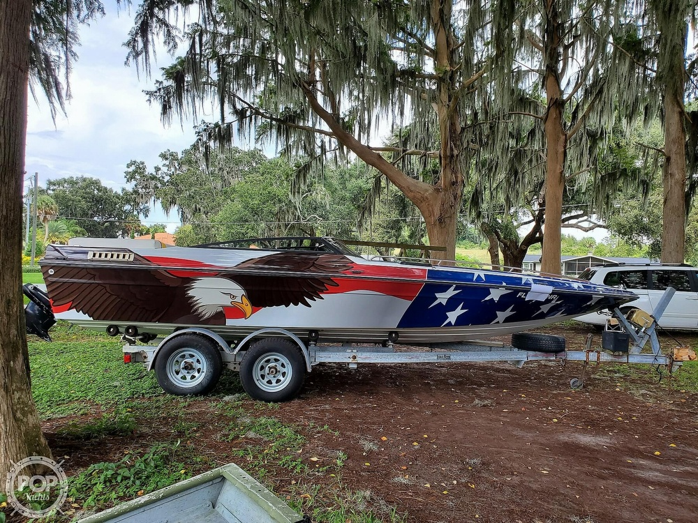1986 Baja boat for sale, model of the boat is Sport 220 & Image # 27 of 40