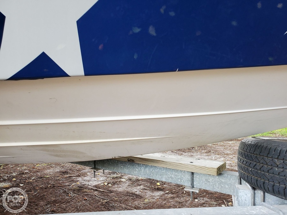 1986 Baja boat for sale, model of the boat is Sport 220 & Image # 30 of 40