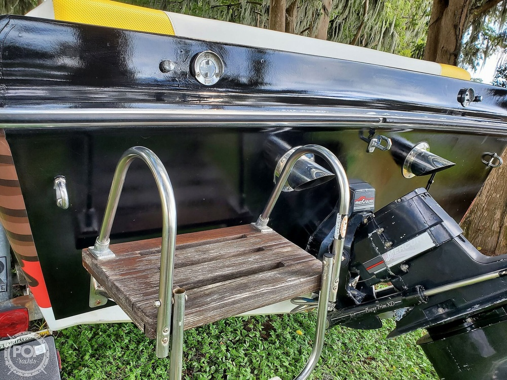 1986 Baja boat for sale, model of the boat is Sport 220 & Image # 34 of 40