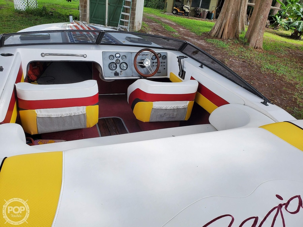 1986 Baja boat for sale, model of the boat is Sport 220 & Image # 39 of 40