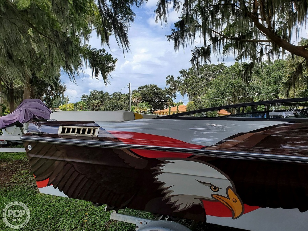 1986 Baja boat for sale, model of the boat is Sport 220 & Image # 8 of 40