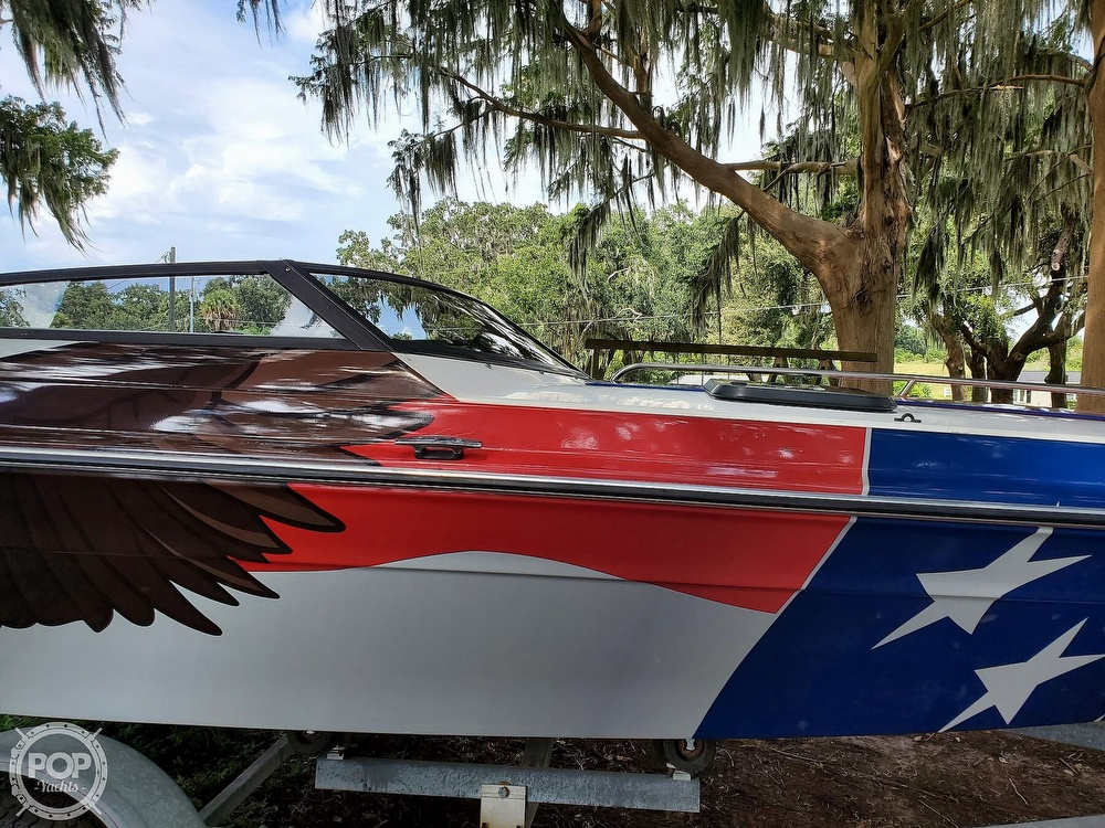 1986 Baja boat for sale, model of the boat is Sport 220 & Image # 10 of 40