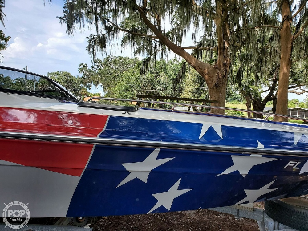 1986 Baja boat for sale, model of the boat is Sport 220 & Image # 11 of 40