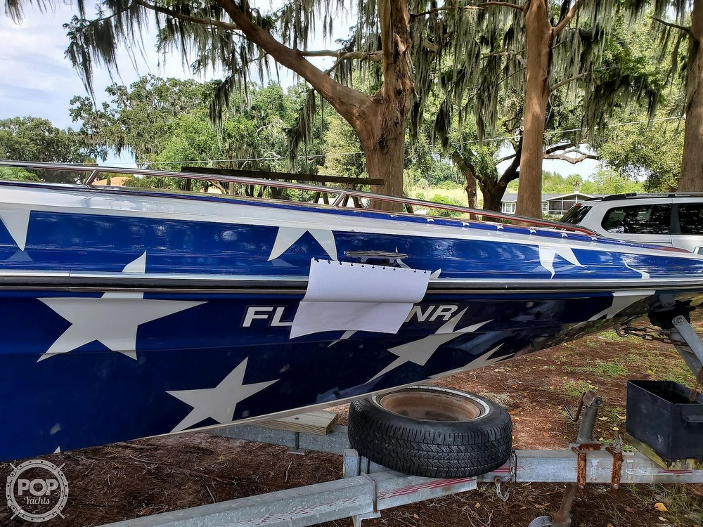 1986 Baja boat for sale, model of the boat is Sport 220 & Image # 13 of 40