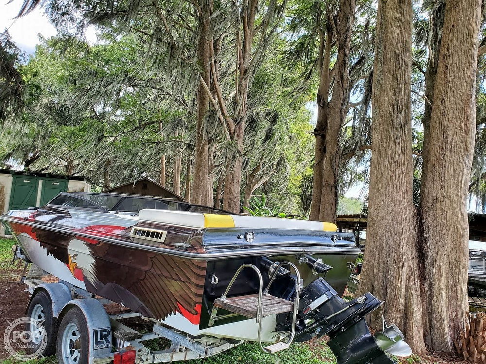 1986 Baja boat for sale, model of the boat is Sport 220 & Image # 3 of 40