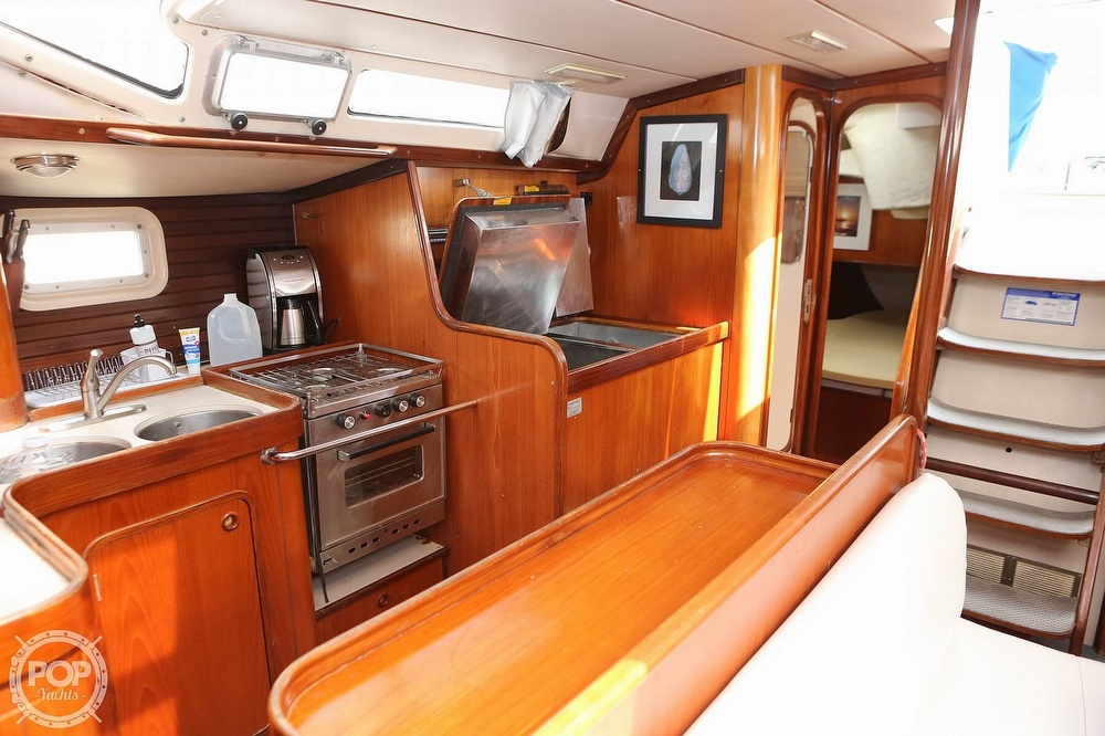 1991 Beneteau boat for sale, model of the boat is Oceanis 500 & Image # 4 of 40