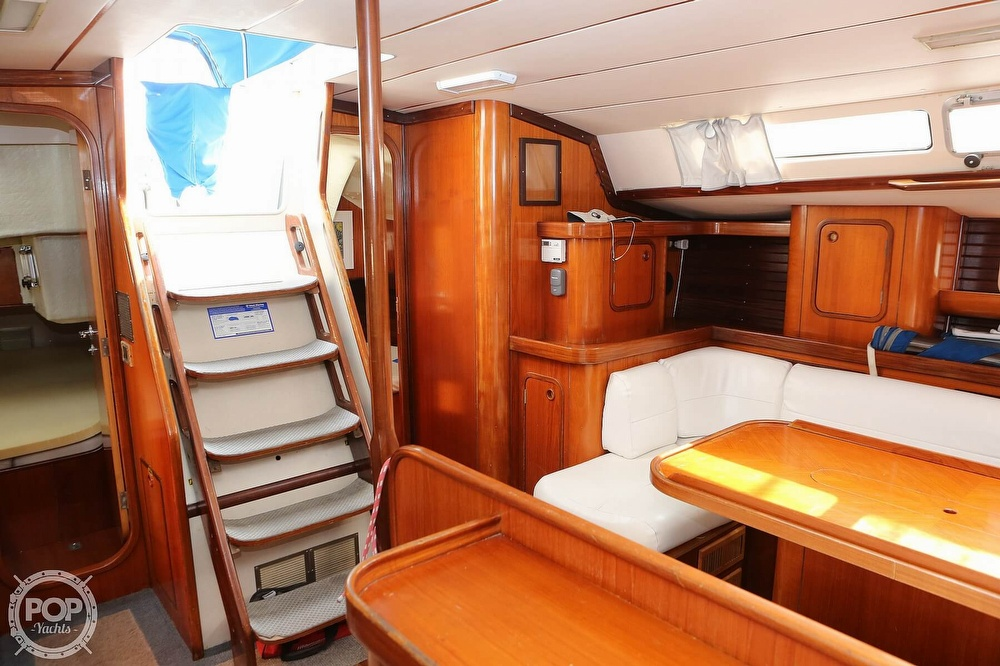 1991 Beneteau boat for sale, model of the boat is Oceanis 500 & Image # 5 of 40