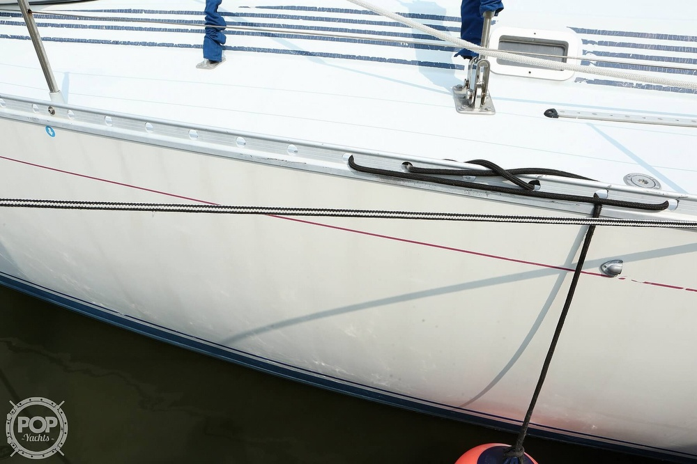 1991 Beneteau boat for sale, model of the boat is Oceanis 500 & Image # 15 of 40