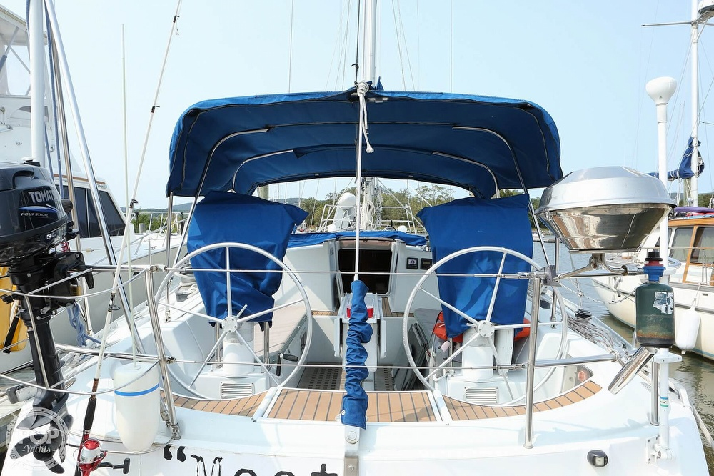1991 Beneteau boat for sale, model of the boat is Oceanis 500 & Image # 22 of 40