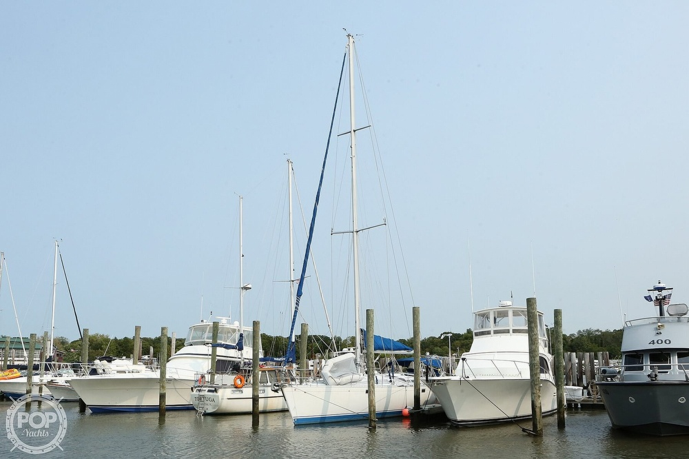 1991 Beneteau boat for sale, model of the boat is Oceanis 500 & Image # 23 of 40