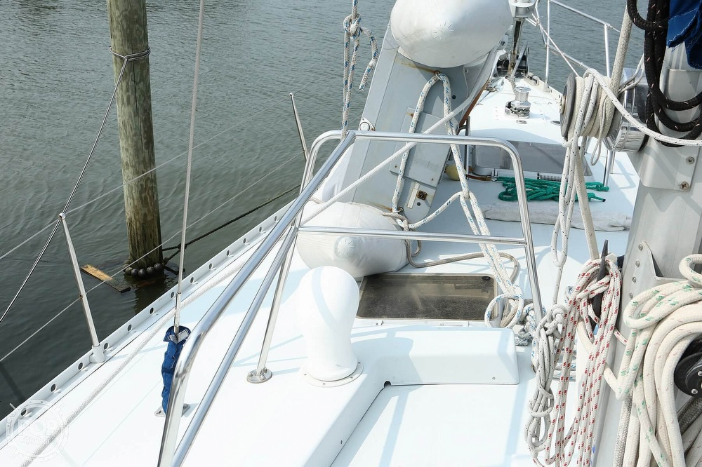 1991 Beneteau boat for sale, model of the boat is Oceanis 500 & Image # 25 of 40