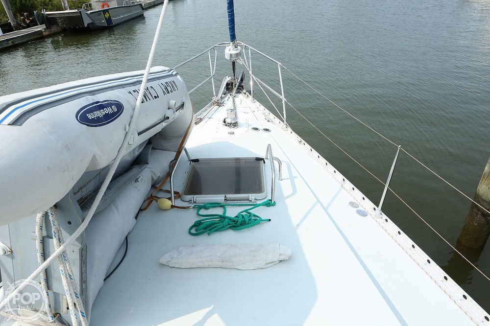 1991 Beneteau boat for sale, model of the boat is Oceanis 500 & Image # 27 of 40