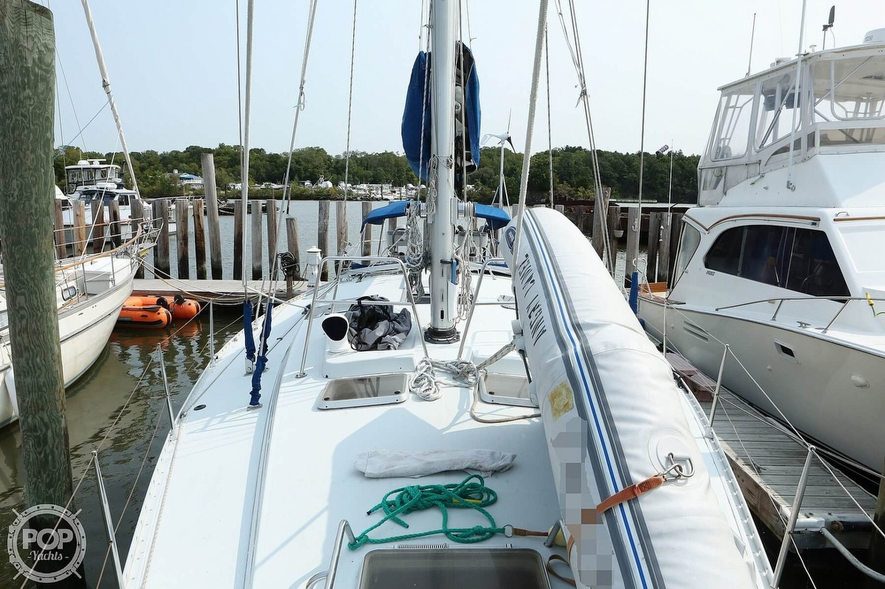 1991 Beneteau boat for sale, model of the boat is Oceanis 500 & Image # 28 of 40