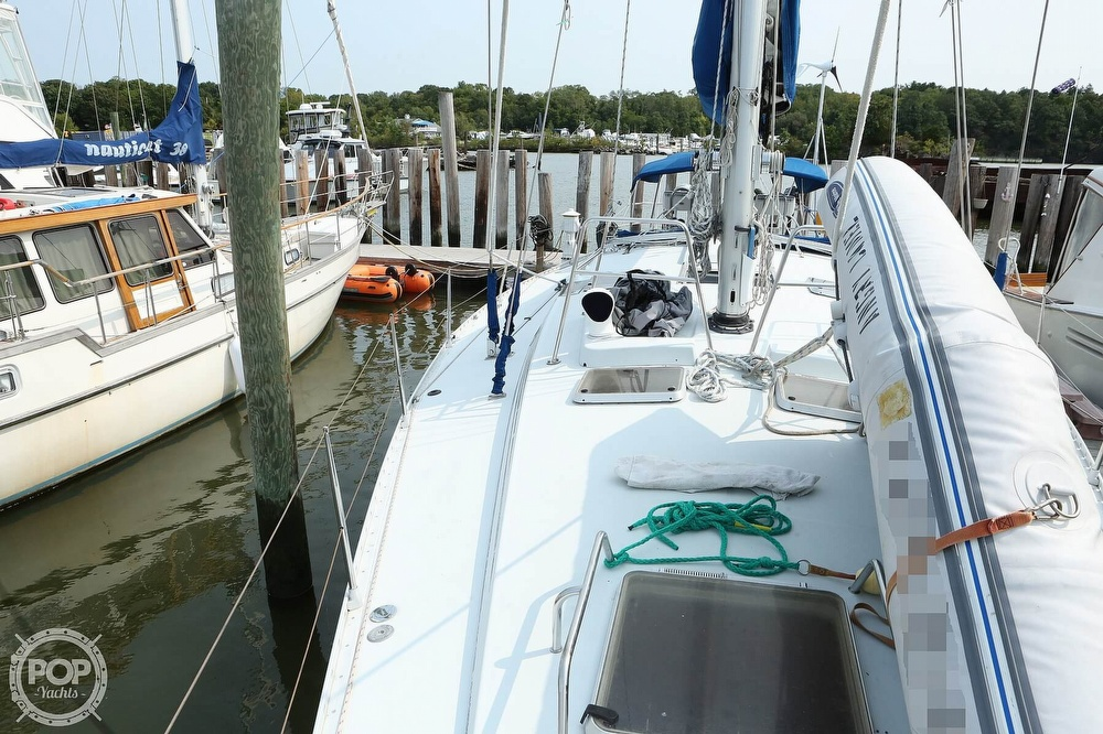 1991 Beneteau boat for sale, model of the boat is Oceanis 500 & Image # 29 of 40