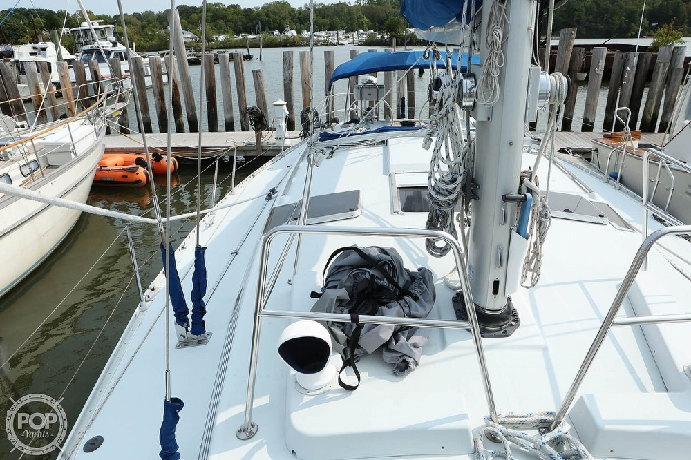1991 Beneteau boat for sale, model of the boat is Oceanis 500 & Image # 32 of 40