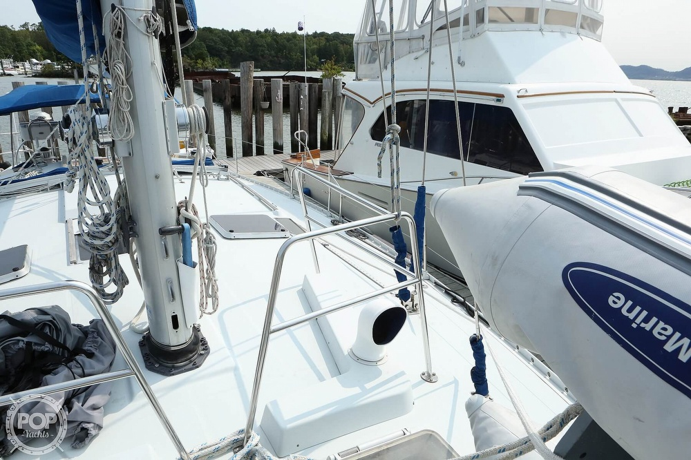 1991 Beneteau boat for sale, model of the boat is Oceanis 500 & Image # 33 of 40