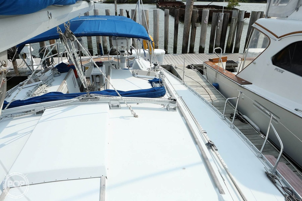 1991 Beneteau boat for sale, model of the boat is Oceanis 500 & Image # 34 of 40