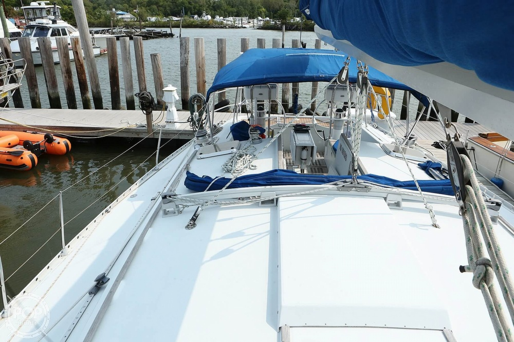 1991 Beneteau boat for sale, model of the boat is Oceanis 500 & Image # 35 of 40