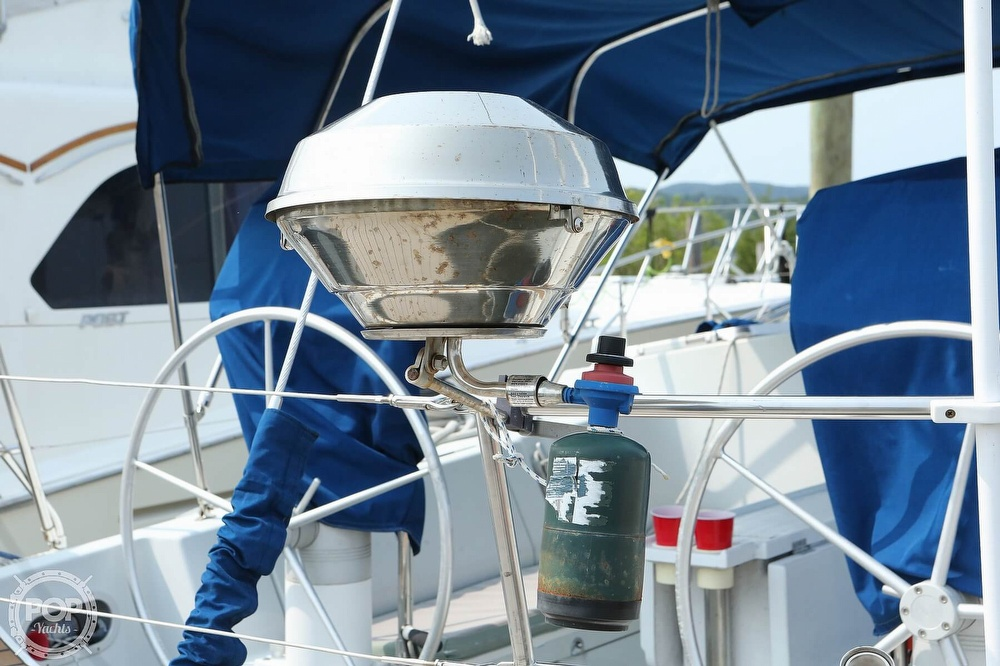 1991 Beneteau boat for sale, model of the boat is Oceanis 500 & Image # 37 of 40