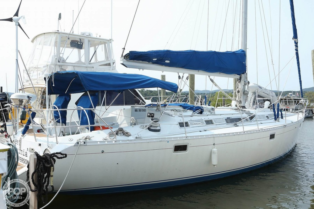 1991 Beneteau boat for sale, model of the boat is Oceanis 500 & Image # 20 of 40