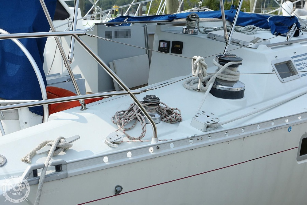 1991 Beneteau boat for sale, model of the boat is Oceanis 500 & Image # 13 of 40