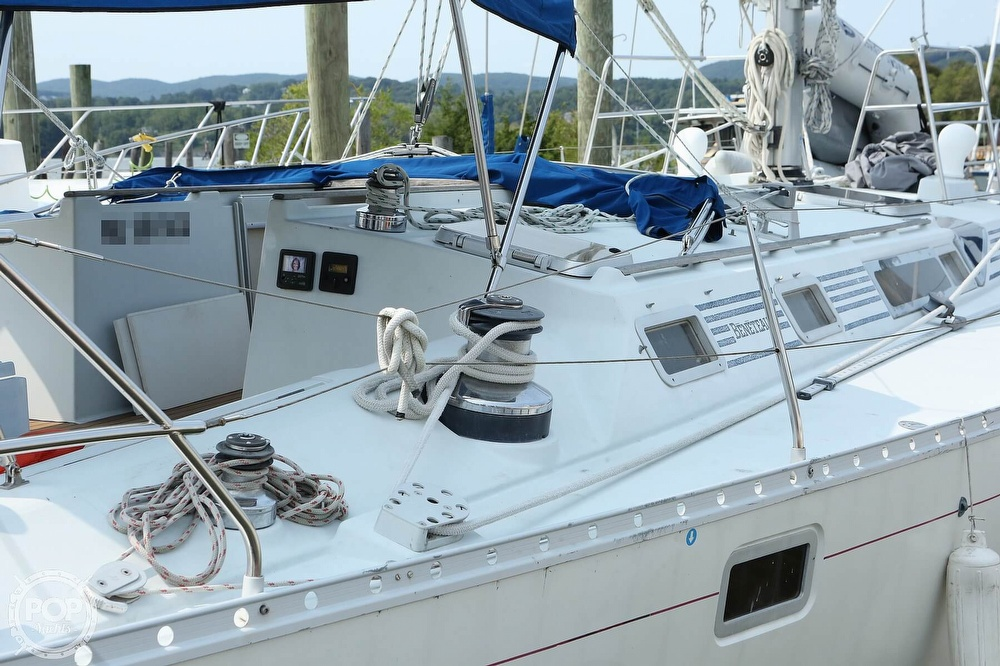 1991 Beneteau boat for sale, model of the boat is Oceanis 500 & Image # 12 of 40