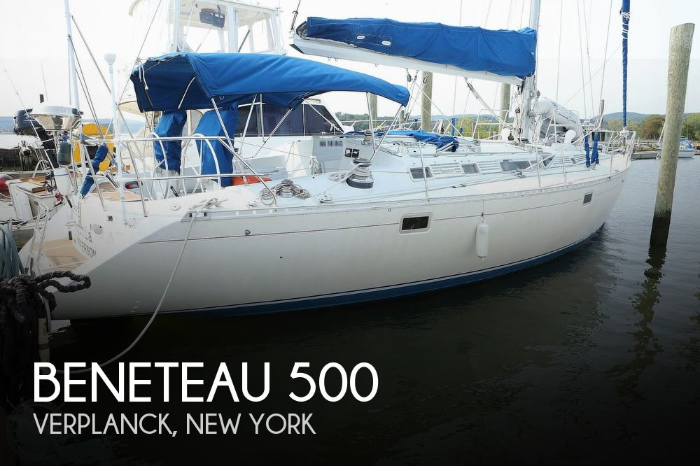 1991 Beneteau boat for sale, model of the boat is Oceanis 500 & Image # 1 of 40