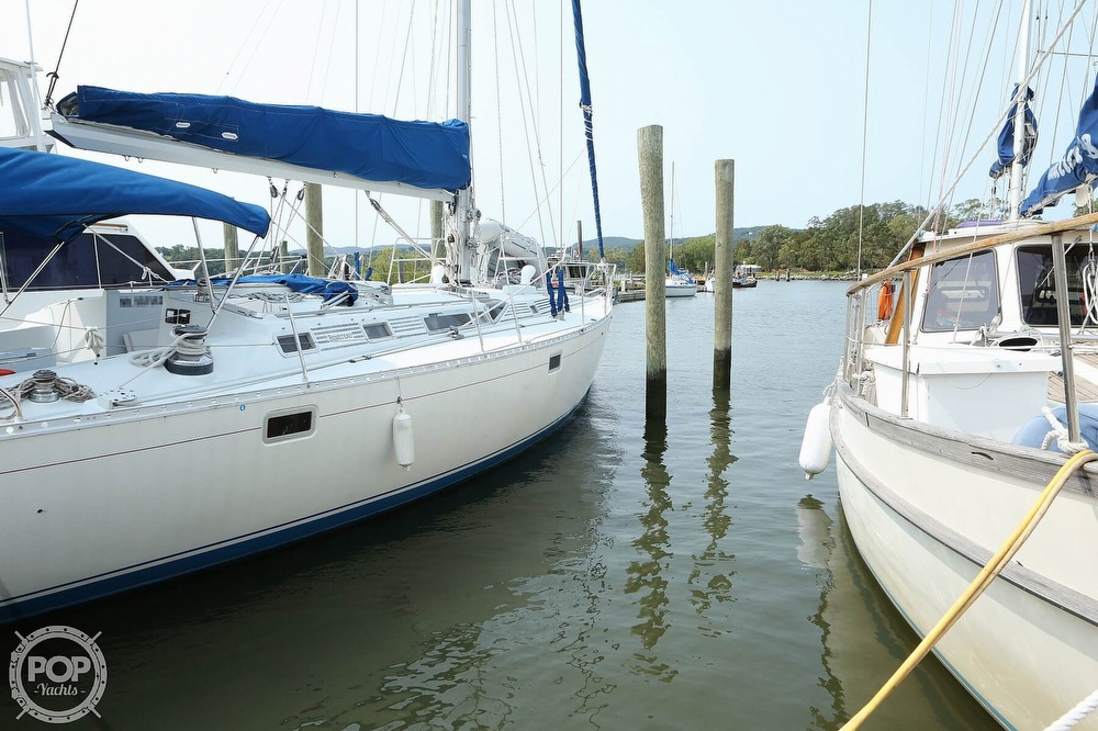 1991 Beneteau boat for sale, model of the boat is Oceanis 500 & Image # 21 of 40