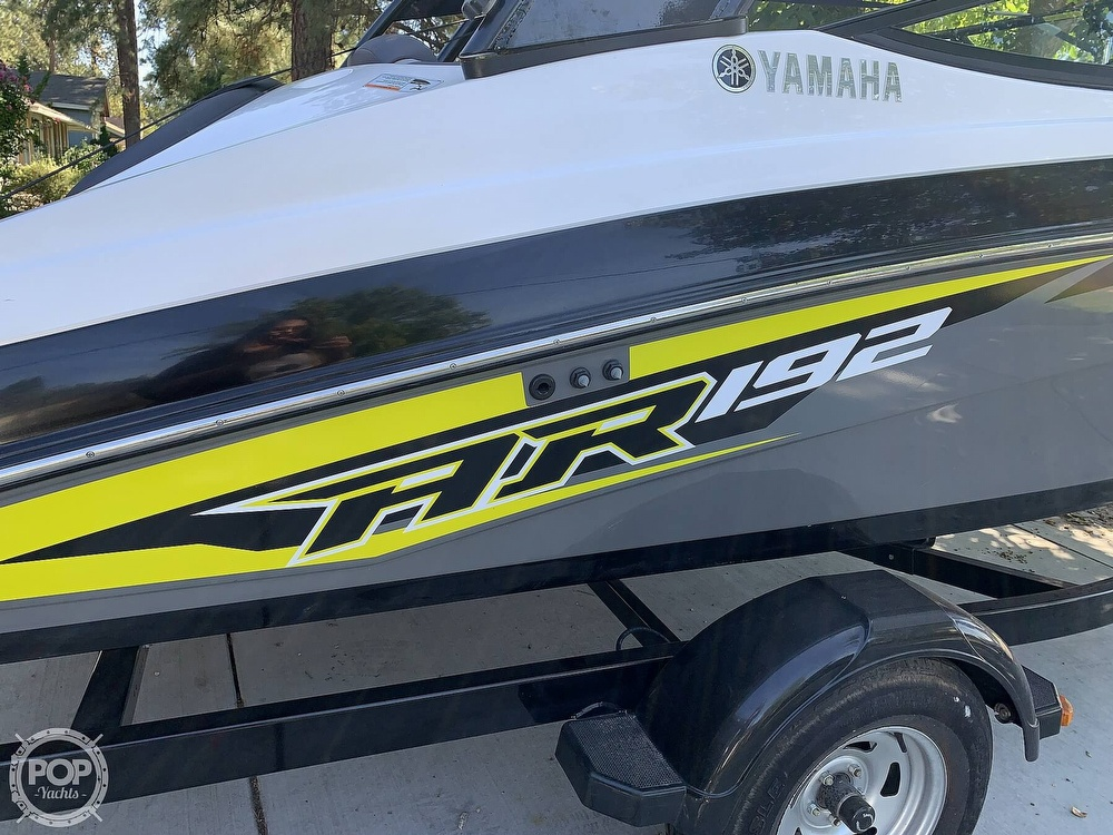 2016 Yamaha boat for sale, model of the boat is AR192 & Image # 13 of 40
