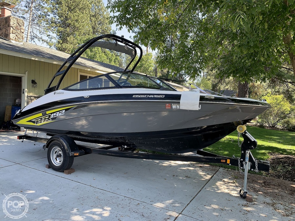 2016 Yamaha boat for sale, model of the boat is AR192 & Image # 18 of 40