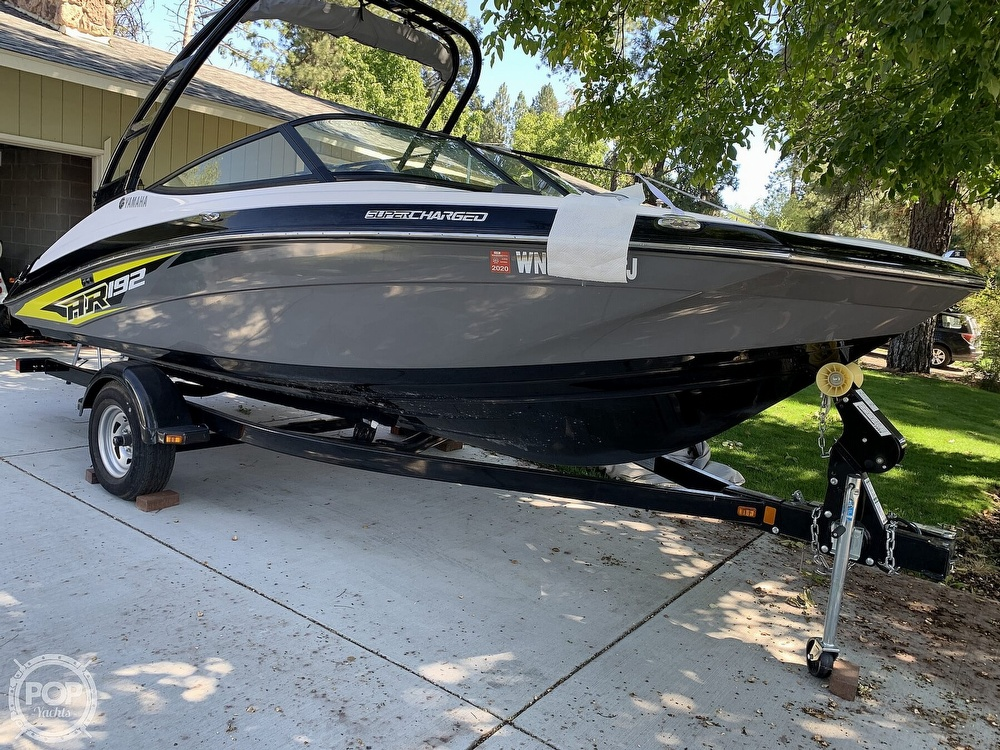 2016 Yamaha boat for sale, model of the boat is AR192 & Image # 6 of 40
