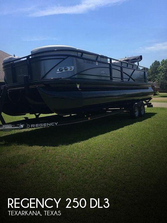 Used Regency Boats For Sale by owner | 2019 Regency 250 DL3
