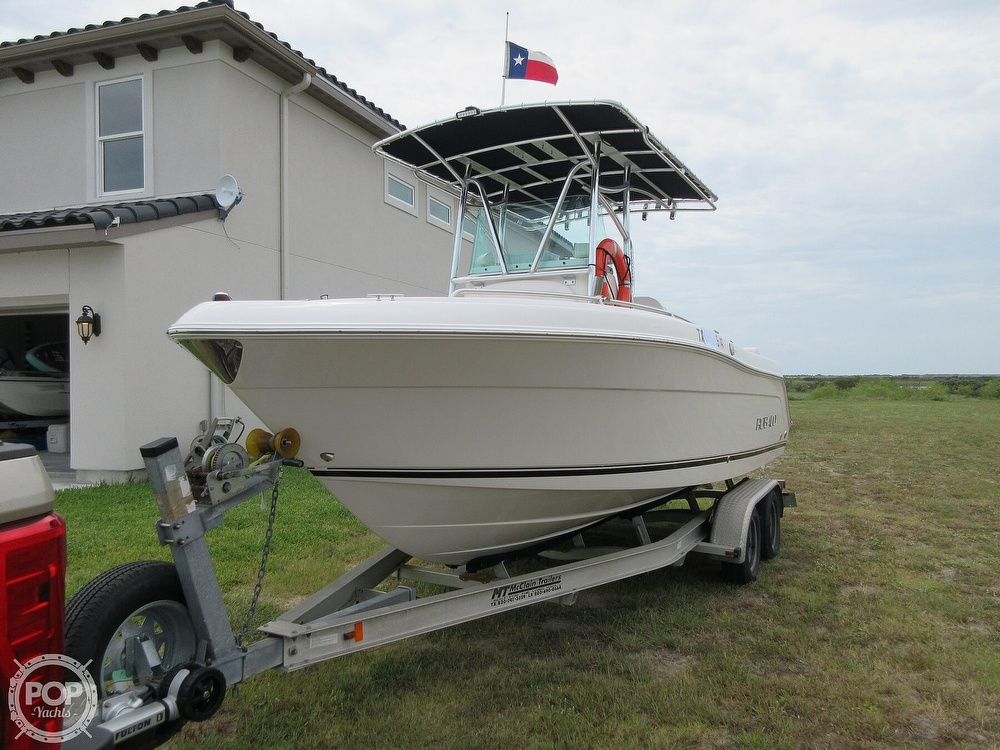 2010 Robalo boat for sale, model of the boat is R220 & Image # 22 of 40