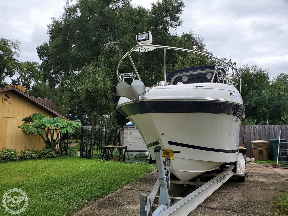 2005 Four Winns boat for sale, model of the boat is Vista 268 & Image # 25 of 40